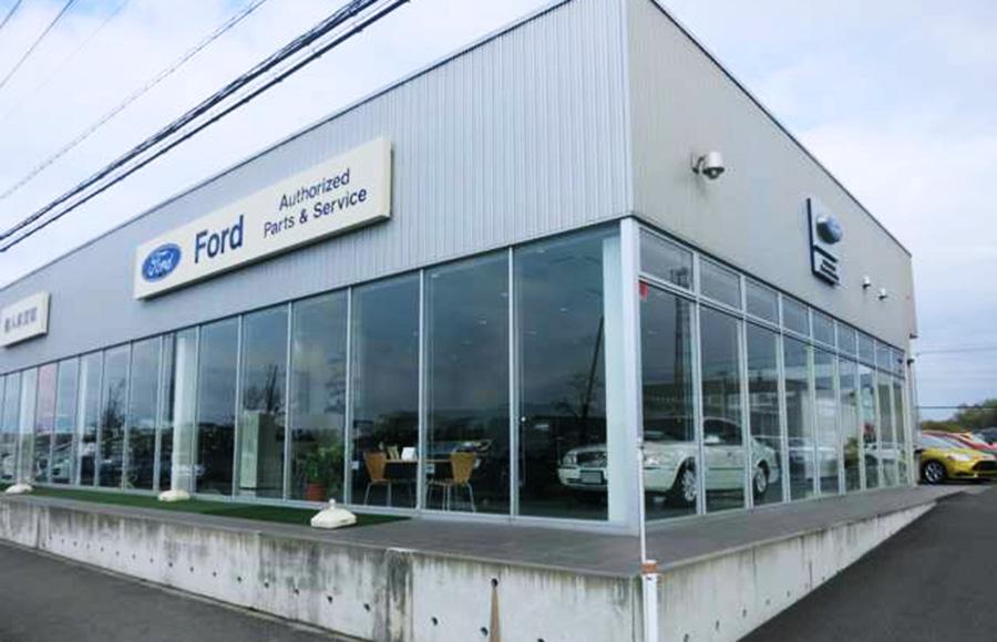 フォード栃木